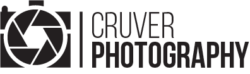 Cruver Photography Logo - Black
